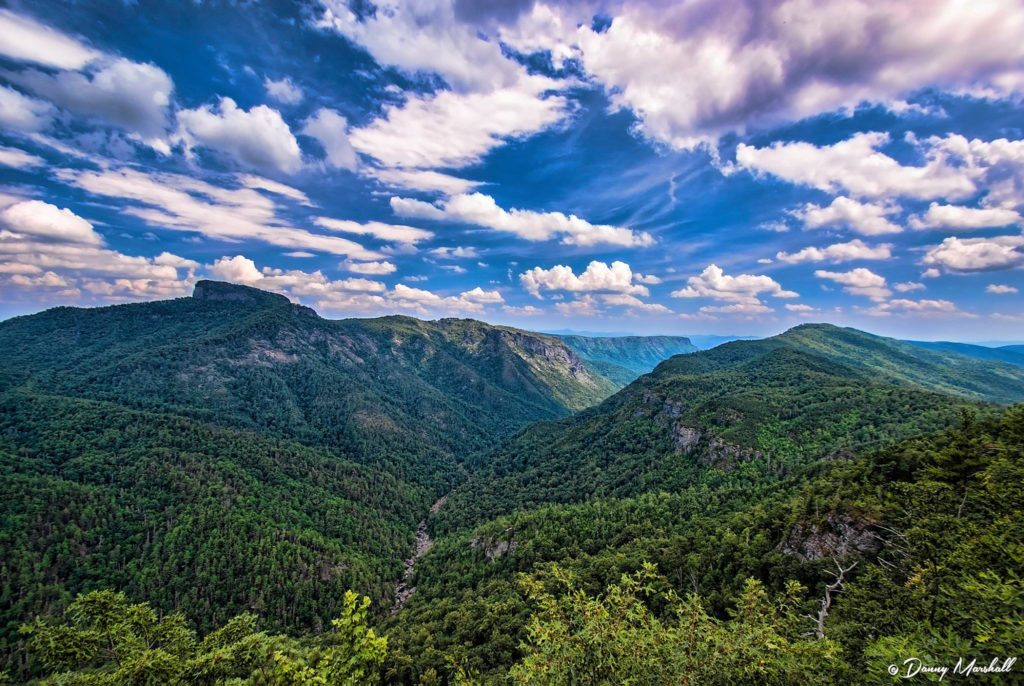 Linville Gorge. (Photo: Danny Marshall)