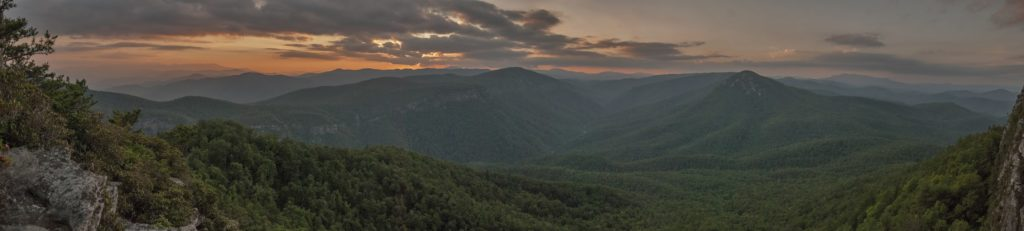 Linville Gorge (Photo: Sam O'Caiside)