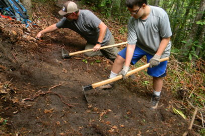 Digging and Sawing on the LGT